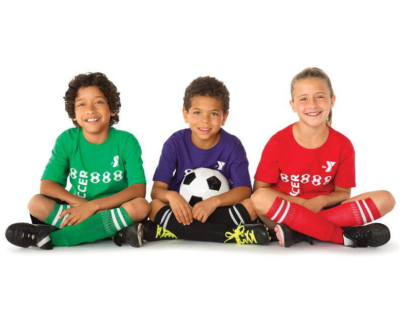soccer players photo isolated